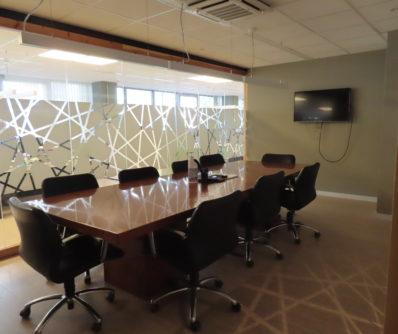 Sala de reunión de Nexum